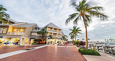 Shops at a Square in Key West, FLorida