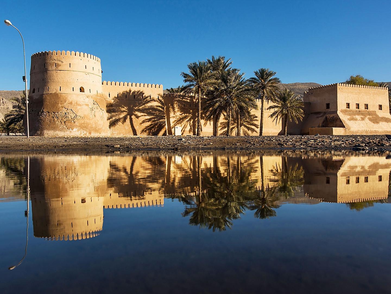 Khasab, Oman, Khasab Castle
