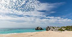 Beach on a Sunny Day, Bermuda