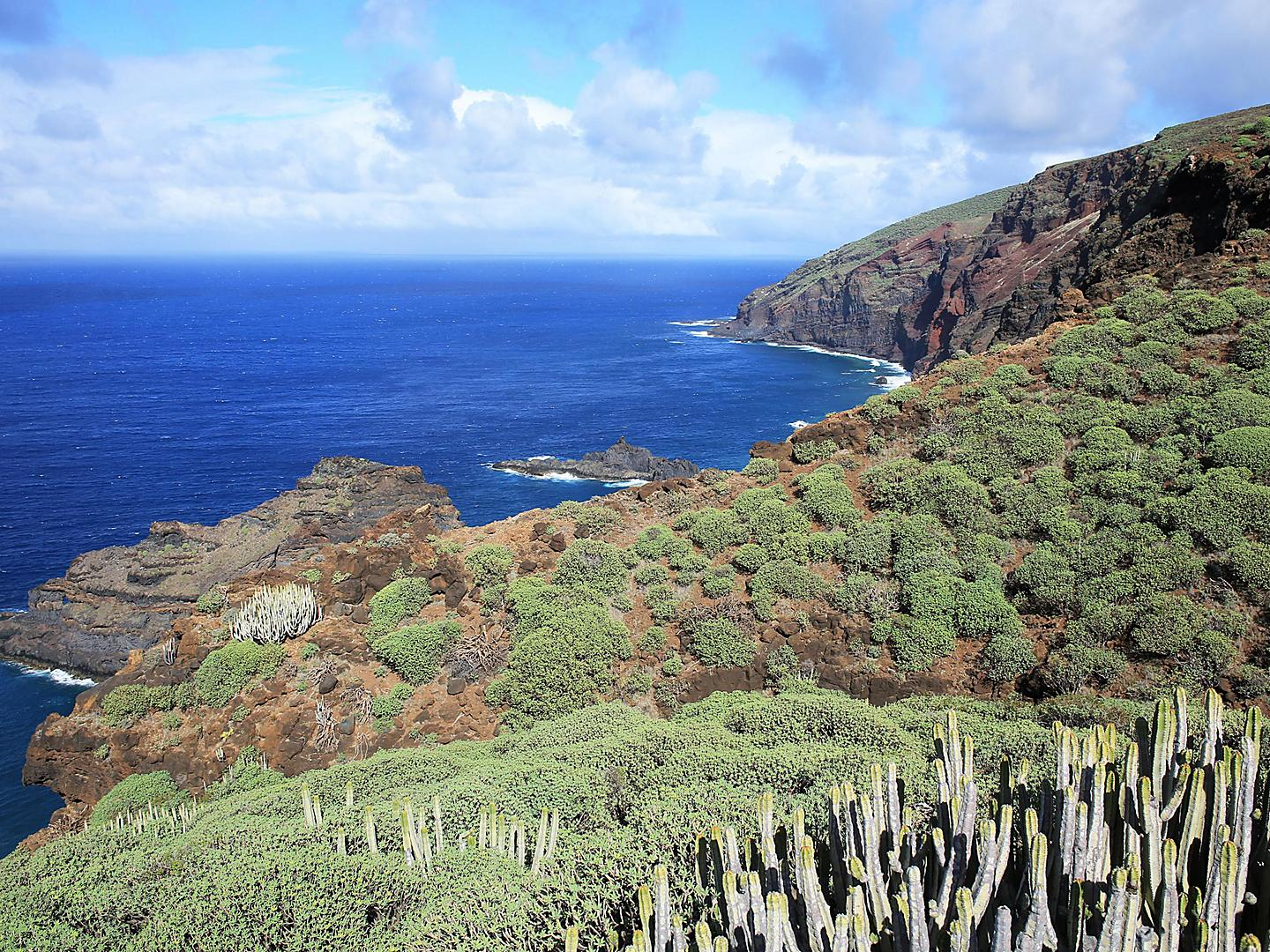 La Palma, Canary Islands, Volcanic Terrain