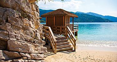 Private Bungalow at Nellie's Beach, Labadee, Haiti