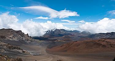 Hawaii Lahaina Heleakala National Park Dunes