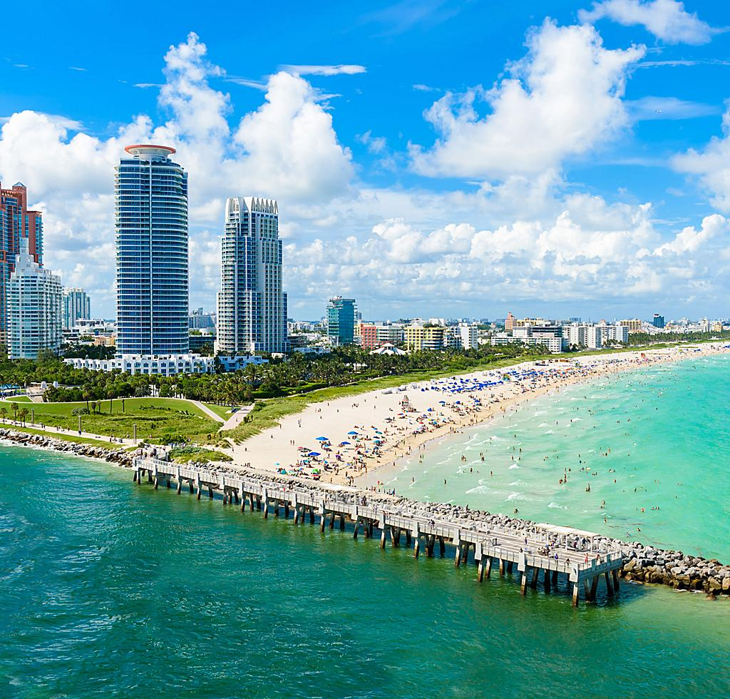 Miami Port for Cruises to the Caribbean