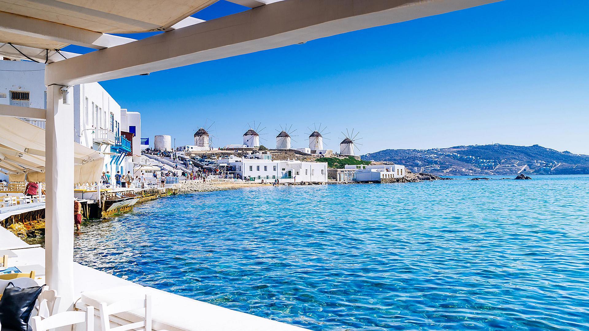 7 Night Greek Isles Cruise From Rome Civitavecchia Italy Royal