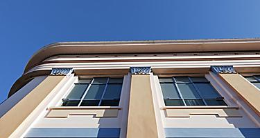 Art deco architecture of Napier, New Zealand