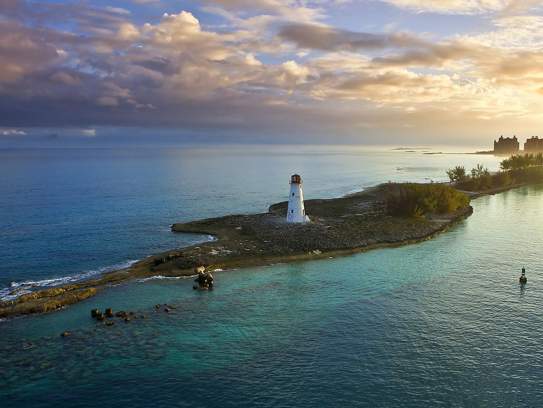 Nassau Bahamas Paradise Island Lighthouse