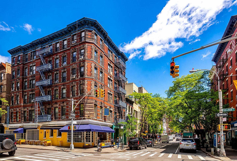 New York Soho Hotels Daytime