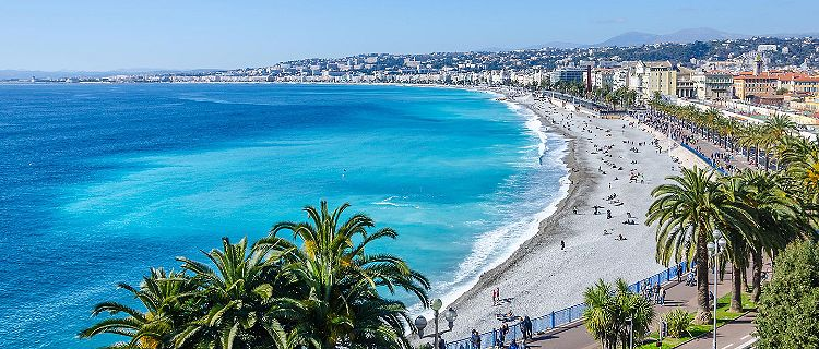 Cruises To Nice (Villefranche), France