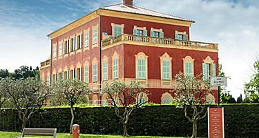 The Matisse Museum in Nice, France