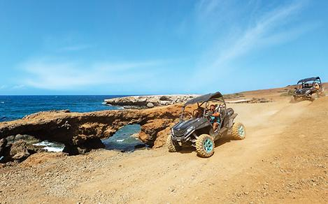 Aruba ATV Off Road Track