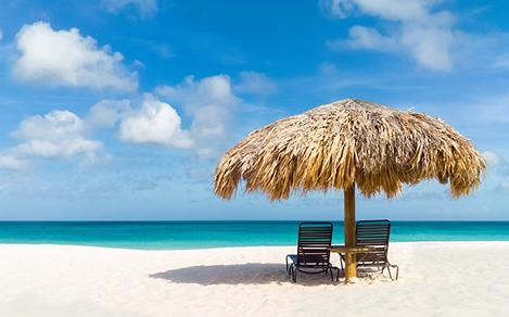 Aruba Oranjestad White Sand Beach