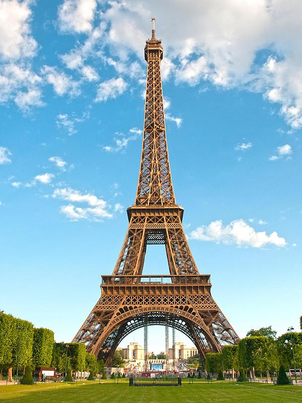Paris (Le Havre), France, Eiffel Tower