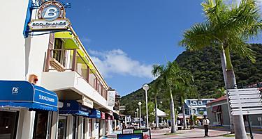 St Maarten Shopping Stores