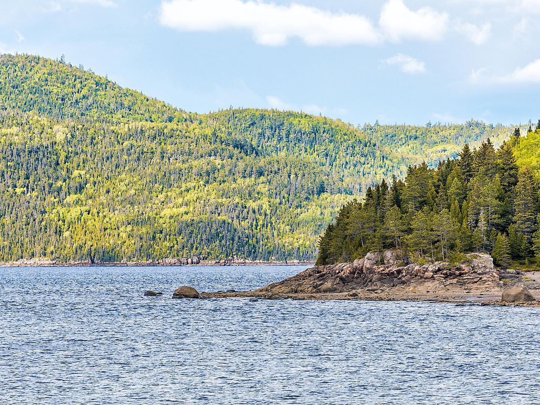 Saguenay, Quebec, Fjord