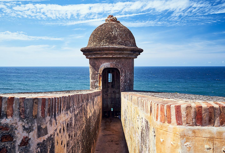 Puerto Rico San Juan Historic Fort