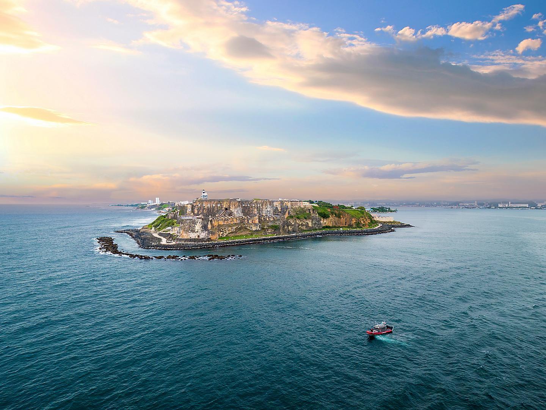 San Juan, Puerto Rico, del Morro Citadel