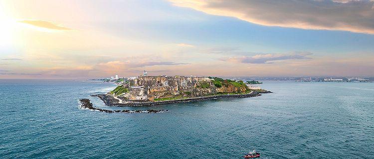 san juan puerto rico del morro citadel