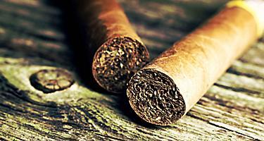 Cuban cigars in Santiago, Cuba