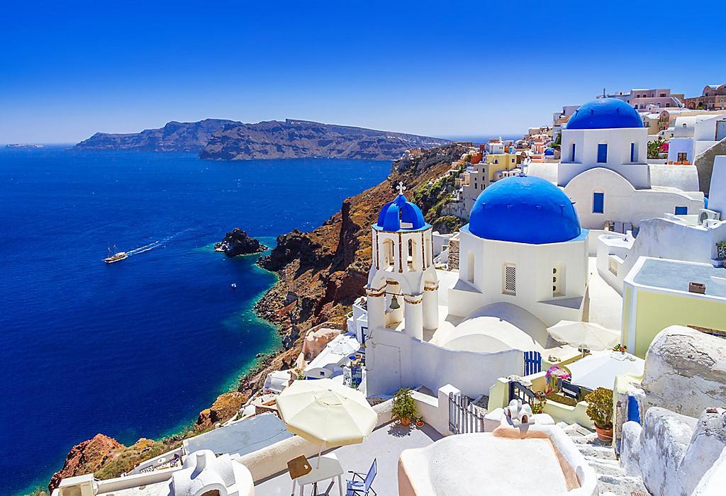 Cruceros a Santorini, Grecia | Cruceros de Royal Caribbean