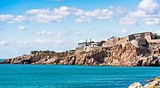 Theater de la Mer on the coast of Sete, France