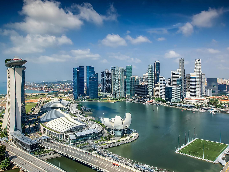 Singapore, Singapore Landscape