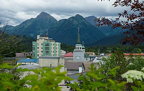 sitka alaska saint peters cathedral russian influence