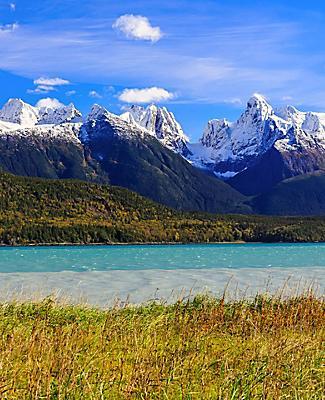Chilkat Peninsula, Skagway, Alaska
