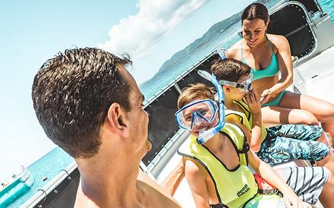 Family Snorkeling Excursion in Antigua