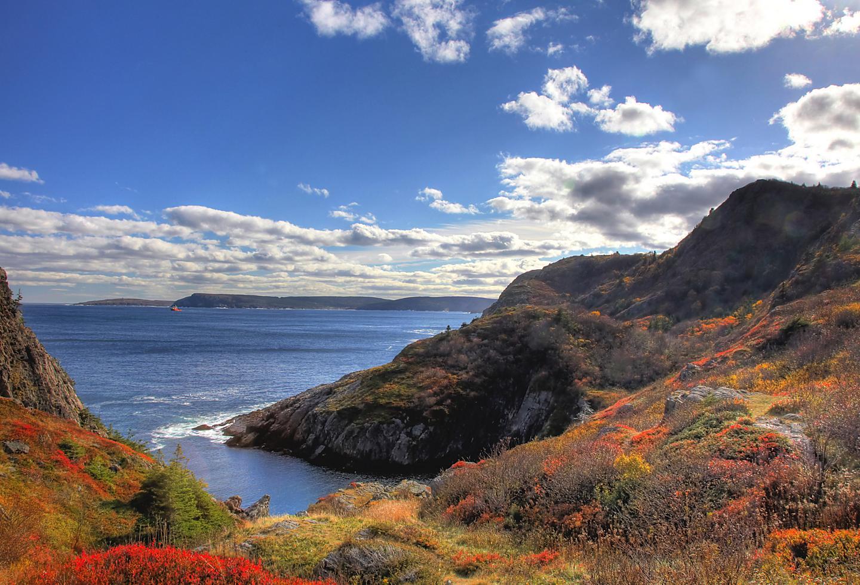 St. Johns Newfoundland Quidi Vidi