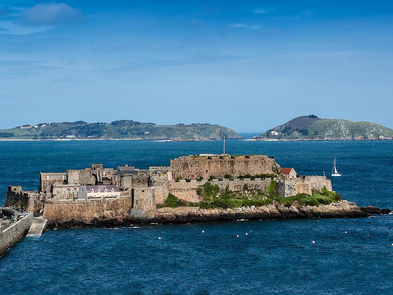 St. Peter Port, Channel Islands, Castle Cornet