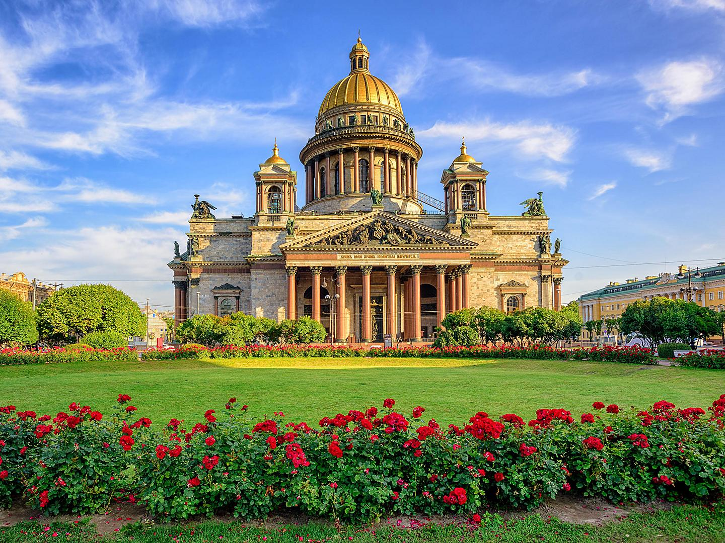 St. Petersburg, Russia, Saint Isaac Cathedral