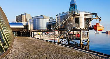 The National Petroleum Museum in Stavanger, Norway