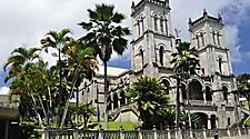 A Cathedral in Suva, Fiji