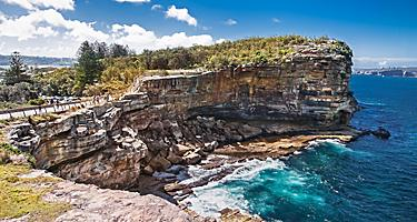 The Gap at Watsons Bay in Sydney, Australia