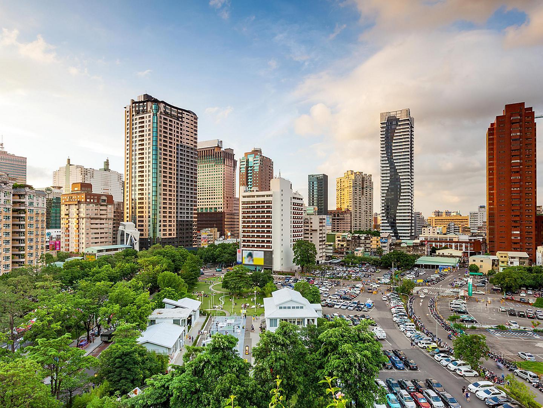 Taichung, Taiwan, Skyline
