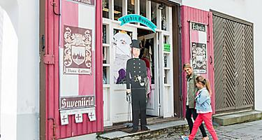 Estonia Tallinn Local Shopping Souvenir Gift Shop
