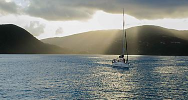 tortola british virgin islands take the helm sailboats ocean view
