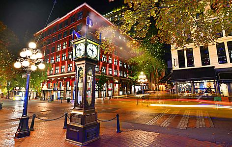 vancouver british columbia gastown mason square