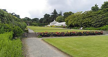 The Mount Congreve Gardens in Waterford, Ireland