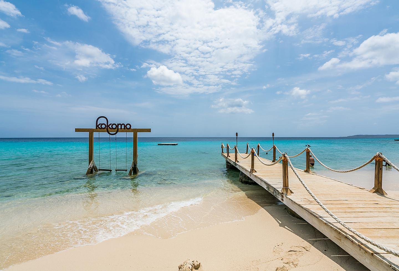 Curacao Kokomo Beach Swings