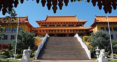 Nan Tien Temple in Wollongong, Australia