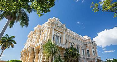 Merida, known as the White City, has beautiful spanish architecture