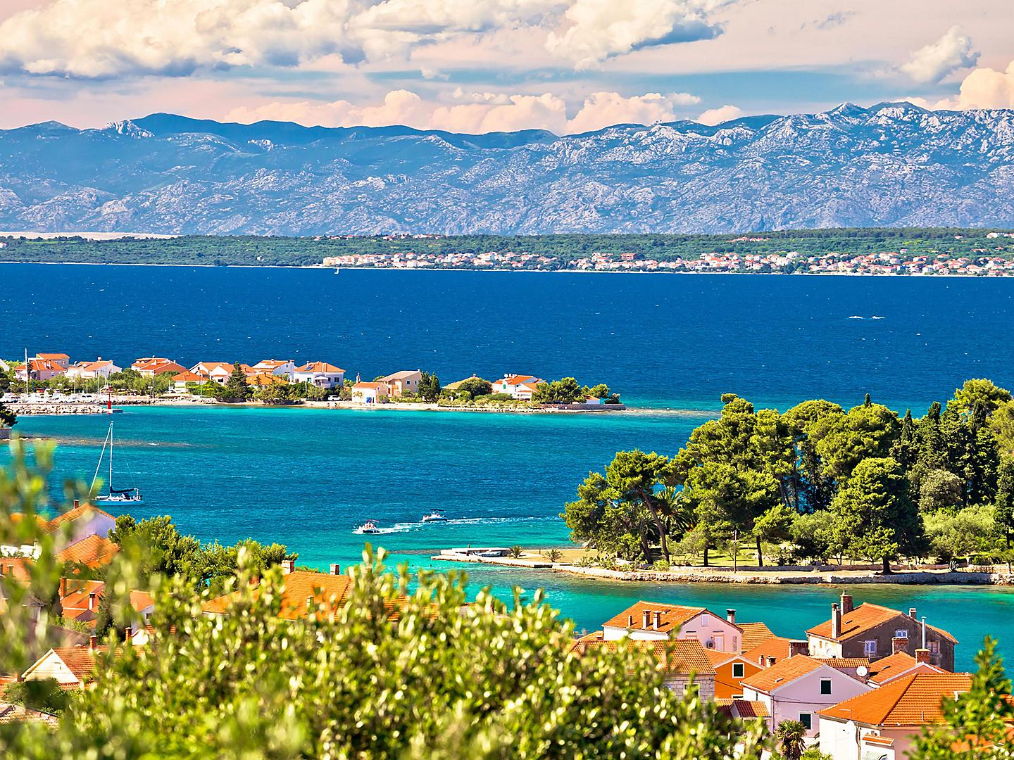 Zadar, Croatia Islands
