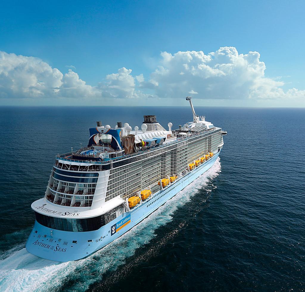 Anthem Of The Seas Best Scenic Cruise Royal Caribbean Cruises