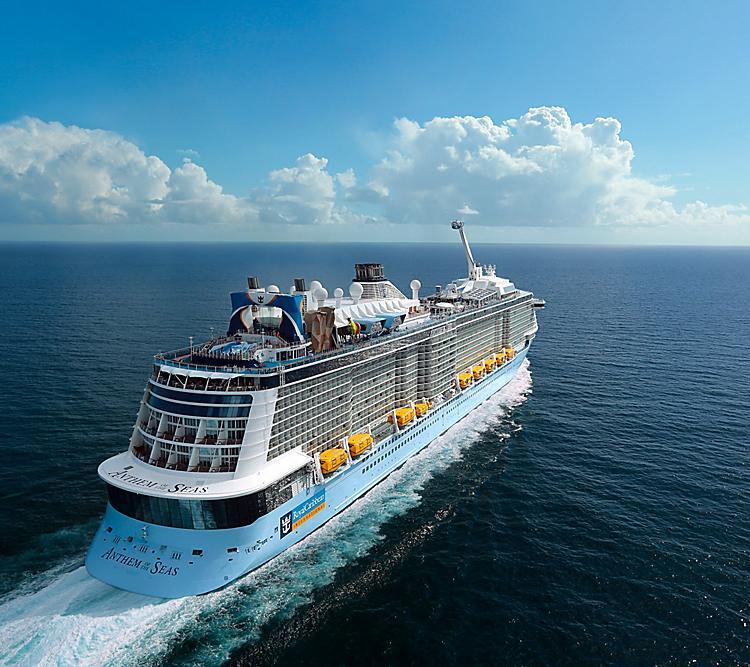 Anthem of the Seas | Cruise Ships | Royal Caribbean Cruises