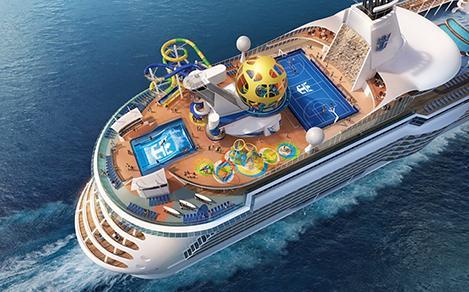View & Download Brochure | Royal Caribbean Cruises