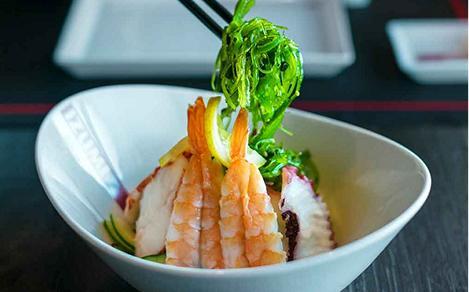 izumi sushi dining cuisine seafood