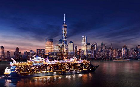 Cruises From New York 2020.Cruises From New York New York Cape Liberty Nj Royal