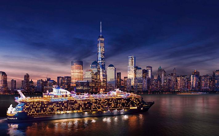 Cruises from New York, New York (Cape Liberty, NJ) | Royal