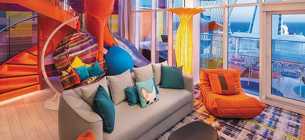 Room Types Symphony Of The Seas Royal Caribbean Cruises